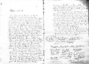 1914_Acta de fundació